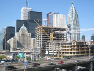 Toronto General Building Construction, Roofing, Masonry, Remodeling and Metal Contractors